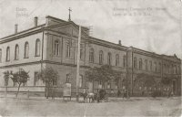 Old photo of Saint Nina Girls' School, 1905