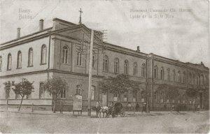 Old photo of Saint Nina Girls' School, 1905