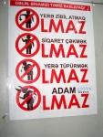 """""""Olmaz"""" posteri bir ay sonra. 8 oktyabr 2011"""