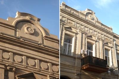 It is 1:47 on the stone clock at Torgovaya.