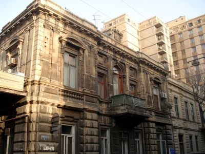 A beautiful mansion on Islam Safali Street.